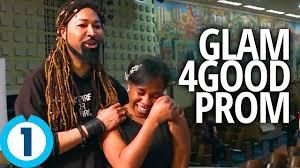 glam4good prom shopping spree youtube