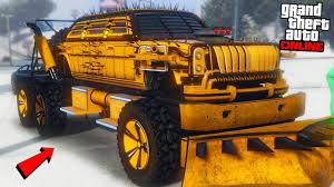 100 Demolition Truck STRONGEST DEMOLITION TRUCK GTA ARENA WAR DLC UPDATE GTA Online