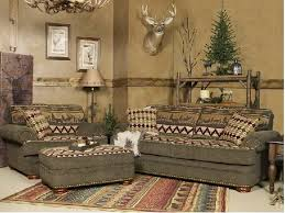 Image Of Rustic Cabin Decorating Ideas