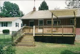 Horizontal Deck Railing Ideas by Outdoor Deck Railing Ideas U2014 Jbeedesigns Outdoor Deck Railing