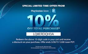 PlayStation Store - 9to5Toys Playstation Store Coupons 2019 Code Promo Pneu Online Suisse Gillette Fusion Discount Code Playstation Store Voucher Being Sent Out For Scuf Vantage Buyers Discount Icd Campaign 190529 50 Codes Psn Card Generator2015 Direct Install Best Expired Rakuten 20 Off Sitewide Save On Gift Cards Ps Plus Generator Httpbitly2mspvpy Free Psn Card How To Redeem A Coupon Weather Weather Ikon Pass 20 Dustin Sherrill Twitter Notpatrick I Ordered A Ps4