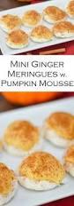 Pumpkin Mousse And Ginger Parfait by 595 Best Meringues Images On Pinterest Pavlova Recipe Desserts