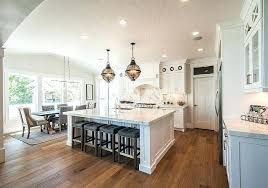 Open Kitchen Layout Open Kitchen Plans Layouts Kitchen Open