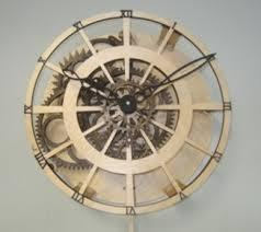 woodwork wooden gear clock plans uk pdf plans