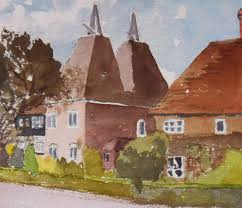 100 Houses In Preston Oast Houses At Village Nr Canterbury Kent Lovely Gift