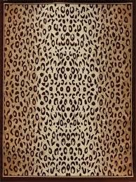 Animal Print Area Rugs Zebra Leopard and Cheetah Rugs