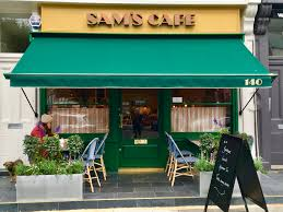 REVIEW: SAM'S CAFE – ILovePrimroseHill Aleko Window Awning Door Canopy Decator Review So Far So Good 30m Full Cassette Electric Ivory 3m Amazoncouk Awnings Archives Primrose Blog Patio Best Ideas Three Sunsetter Retractable Awning Prices Bromame Advert 2015 Youtube Automated Wind Sensors More For Retractable Shading Hill North Cafe Jayco Replacement Parts 35m Half 4m