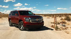 Up Where We Belong The 2018 Chevy Tahoe Custom Conquers the High