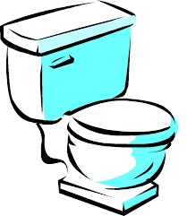 Funny Bathroom Door Art by Funny Toilet Clipart Clipart Kid Cliparting Com