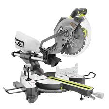 Kobalt 7 Wet Tile Saw With Stand by Ryobi 15 Amp 10 In Sliding Miter Saw With Laser Tss102l The