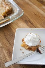 Easy Pumpkin Desserts by Pumpkin Pudding Dump Cake