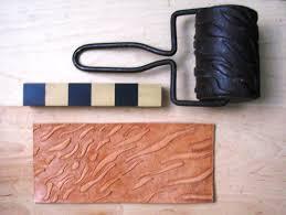 flame grain oak roller for painting and graining full chisel blog