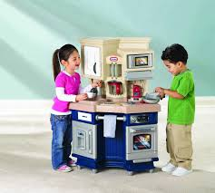 Play Kitchen Sets Walmart by Gourmet Prep And Serve Kitchen By Little Tikes Roselawnlutheran