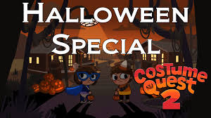 Nerdy Nummies Halloween Special by Halloween Special Costume Quest 2 Youtube