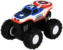 Amazon.com: Hot Wheels Monster Jam Rev Tredz Captain America Die ... Batman Truck Wikipedia Curse Not Sorcery Magic Stock Photos Monster Photo Album Lucas The Truck Tv Series 2016 Imdb Calgary Maple Leaf Jam Ian Harding Photography 2017 Schedule Best Things To Know About At Raymond James Stadium Cbs Legendary Monster Jeep Built By Yakima Native Gets A Second Life Hot Wheels 124 Captain America Diecast Vehicle Harrisons Rcs Cars And Toys Show 2013 My Experience At Monster Jam Macaroni Kid