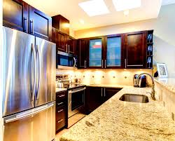 Kitchens With Dark Cabinets And Light Countertops by Bathroom Sweet Images About Dream Home Kitchen Dark Cabinets