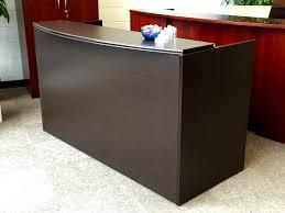 Crescendo Reception Desk Shell