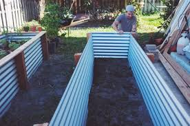 Ohdeardrea Our Raised Beds Easy Metal Wood Garden Bed Diy DMA