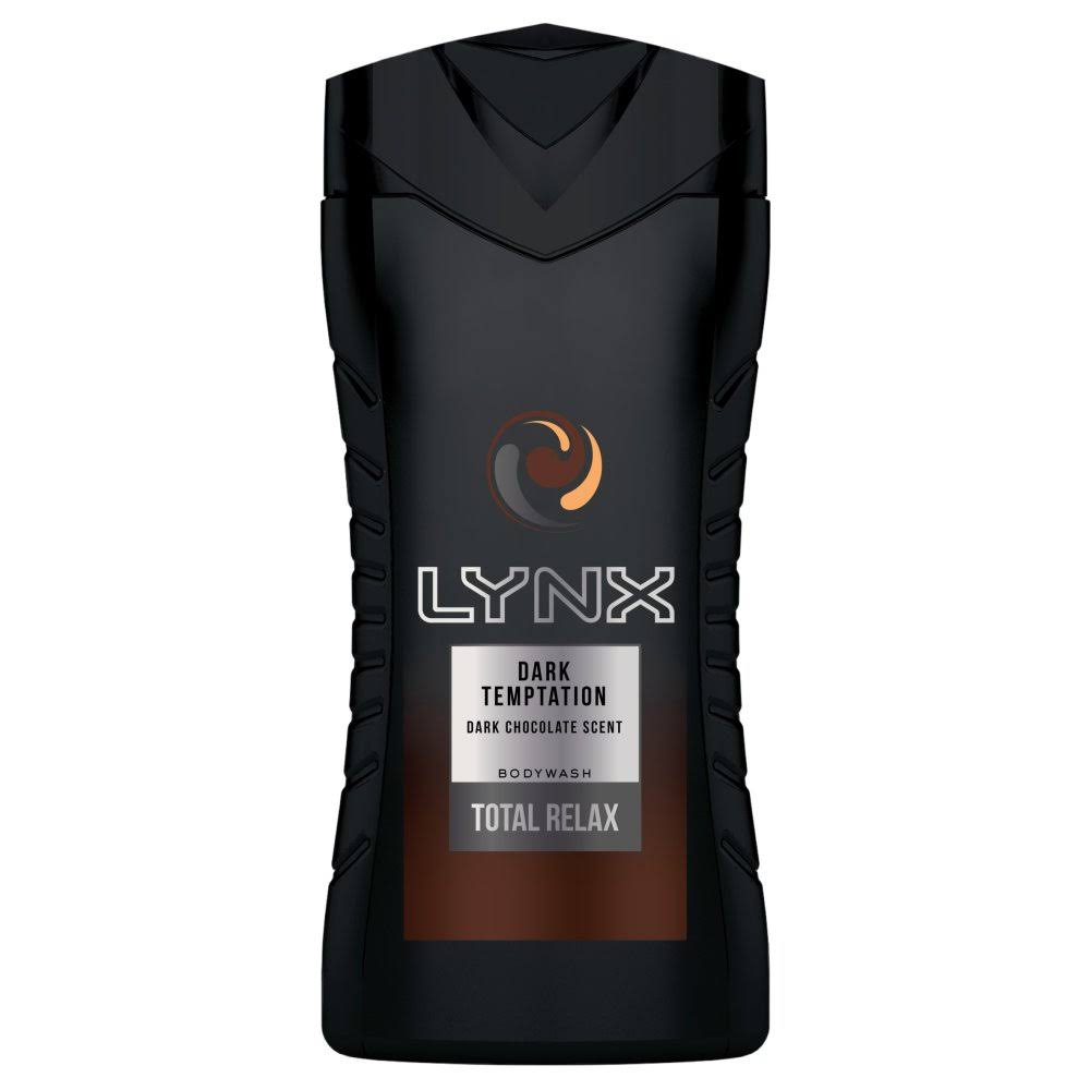 Lynx Dark Temptation Shower Gel 250ml