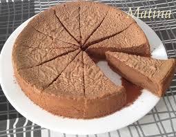 gâteau au chocolat au lait horizon culinaire