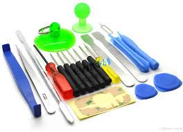 High Quality Mobile Phone Repair Tool Kit 21 In 1 Screwdriver Set