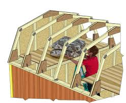 8x12 Storage Shed Kit by Best Barns Meadowbrook 12x10 Wood Storage Shed Kit