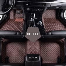 Custom fit car floor mats for Jeep Grand Cherokee Wrangler