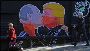 donald trump art work a portfolio of dissent