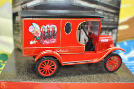 AMT 1/24 Ford Model T Coca Cola Delivery Truck – IPMS Model Talk