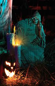Halloween Cemetery Fence Finials by 682 Best Haunt Tombstones Coffins Gates Fences Monuments