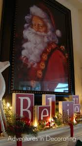 115 best christmas mantle ideas images on pinterest la la la