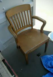 Wh Gunlocke Chair Co Wayland by Furniture Antique Price Guide