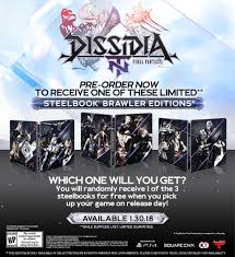 Theatrhythm Curtain Call Differences by Dissidia Final Fantasy Nt Launches In The West On January 30