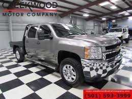 100 Flatbed Work Trucks For Sale Diesel Chevrolet Silverado 2500 Hd Crew Cab Truck In Arkansas