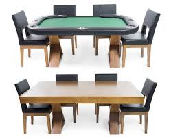 Dining Room Pool Table Combo by 70