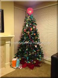 Handmade Tree Topper For Christmas