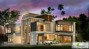 100 Contempory House Modern Contemporary Kerala House Design Luxury