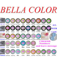 Prescription Colored Contacts Halloween Uk by 1 Color Contacts 1 Color Contacts Suppliers And Manufacturers