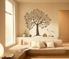 Tree Wall Decor Ideas by Stick On Wall Art Himalayantrexplorers Com