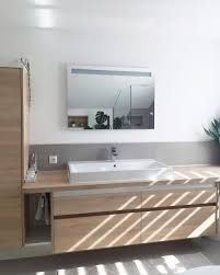 bathroomview badezimmer waschtisch holz beton