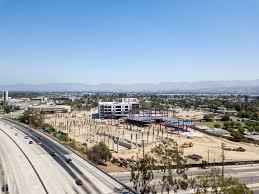 100 Century 8 Noho Steel Frame Of 25Acre NoHo West Takes Shape Urbanize LA