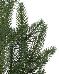 Slim Pre Lit Christmas Tree Canada by Buy Silverado Slim Christmas Trees Online Balsam Hill