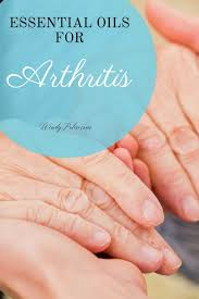 essential oils for arthritis what i learned helping my mom