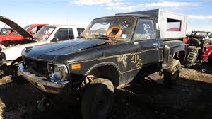 100 Stepside Trucks Junkyard Treasure 1980 Chevrolet LUV 4x4 Autoweek