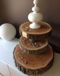 Cupcake Stands Wood Cake SerenityStumps Cutting Boards