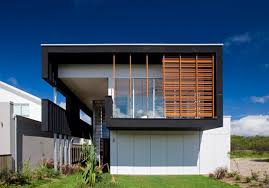 104 Beach Houses Architecture Casual And Comfortable Black House Sheoak By Base Digsdigs