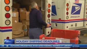 100 Usps Truck Tracker Priority Mail Holiday Deadlines Are Here