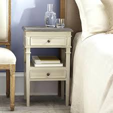 Overbed Table With Storage Adjustable Height Round Bedside Tables