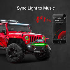 XK TITAN Bluetooth App 500w LED Light Bluetooth Controller Universal ... Poppap 300w Light Bar For Cars Trucks Boat Jeep Off Road Lights Automotive Lighting Headlights Tail Leds Bulbs Caridcom Lll203flush 3 Inch Flush Mount 20 Watt Lifetime 4pcs Led Pods Flood 5 24w 2400lm Fog Work 4x 27w Cree For Truck Offroad Tractor Wiring In Dodge Diesel Resource Forums Best Wrangler All Your Outdoor 145 55w 5400 Lumens Super Bright Nilight 2pcs 18w Led Yitamotor 42 400w Curved Spot Combo Offroad Ford Ranger