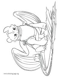 Trend How To Train Your Dragon Coloring Pages 98 On Download With